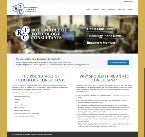 pixallus - roundtable toxicology consultants home page - pixallus