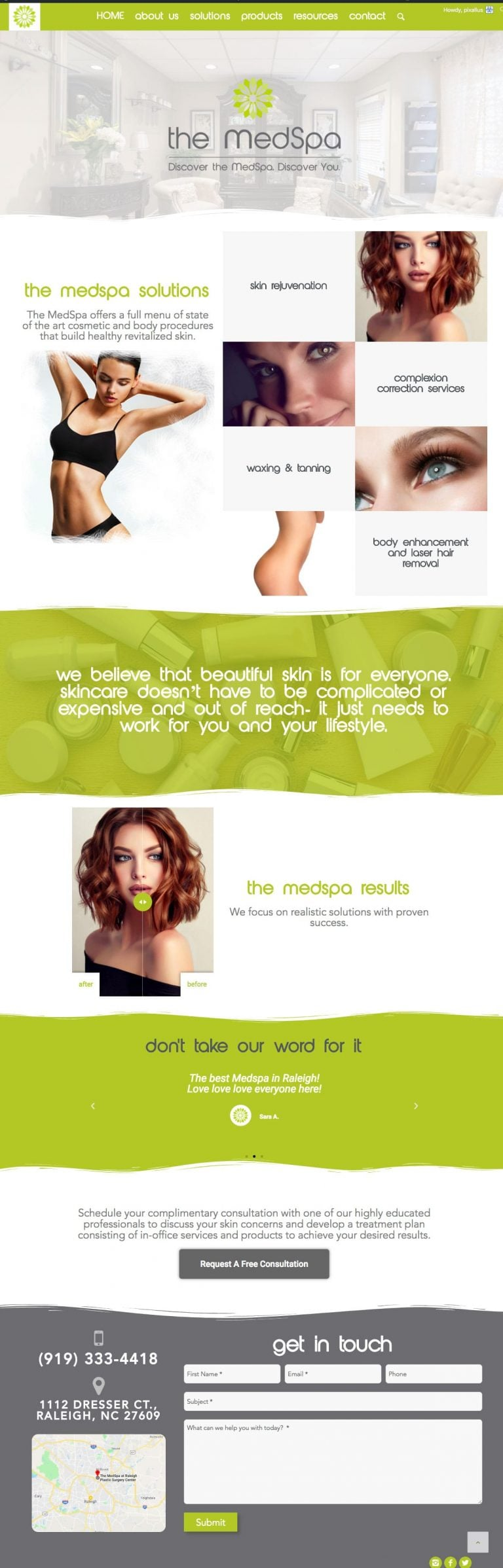 pixallus - the medspa raleigh