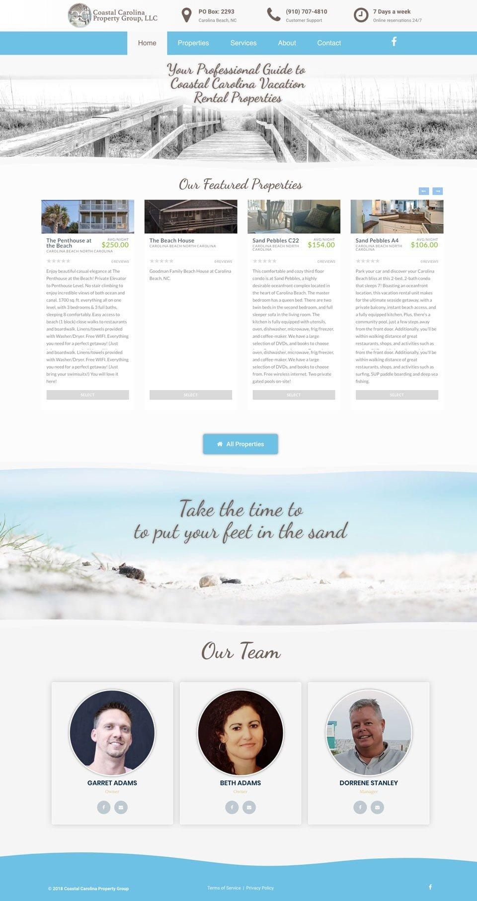 Coastal Carolina Property Group 1