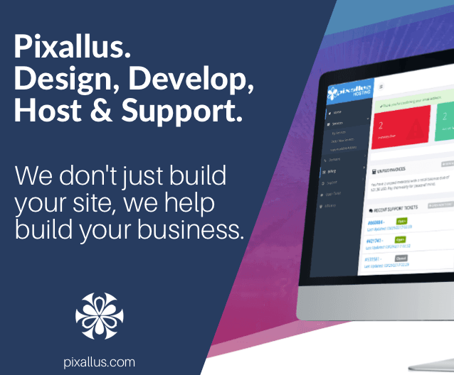 pixallus - web development and hosting