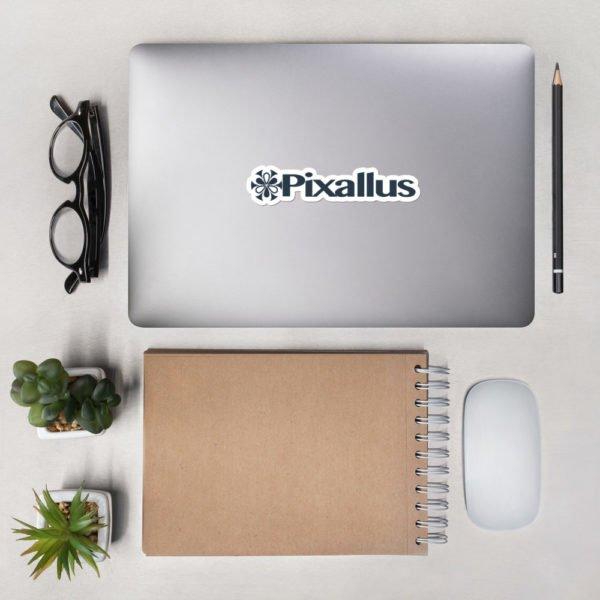 Pixallus Stickers