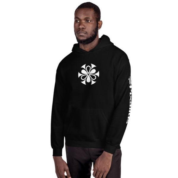 pixallus colored hoodie
