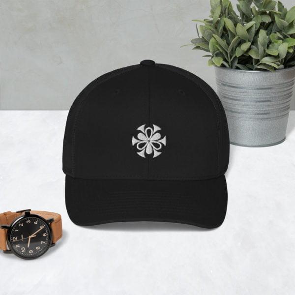 Pixallus Colored Mesh Cap