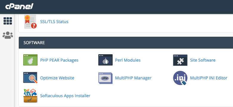 Using Softaculous With cPanel 3