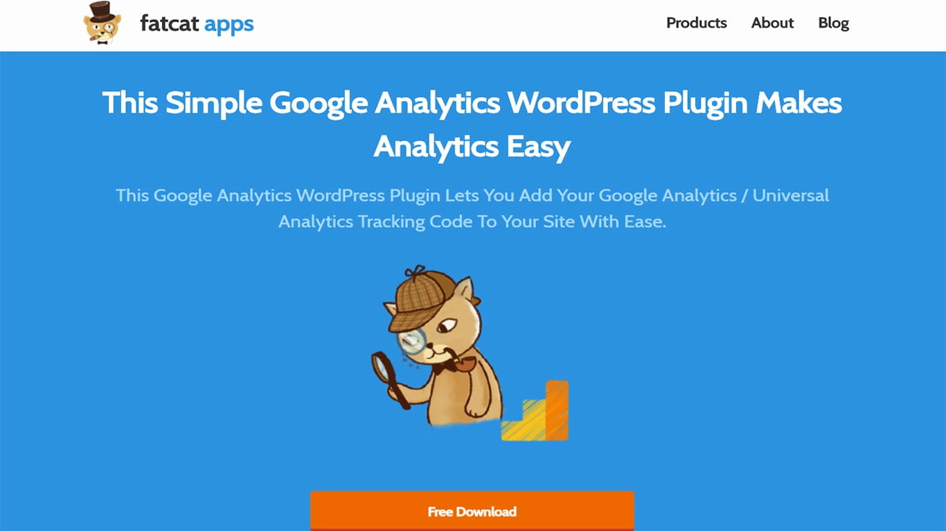 Analytics Cat plugin image