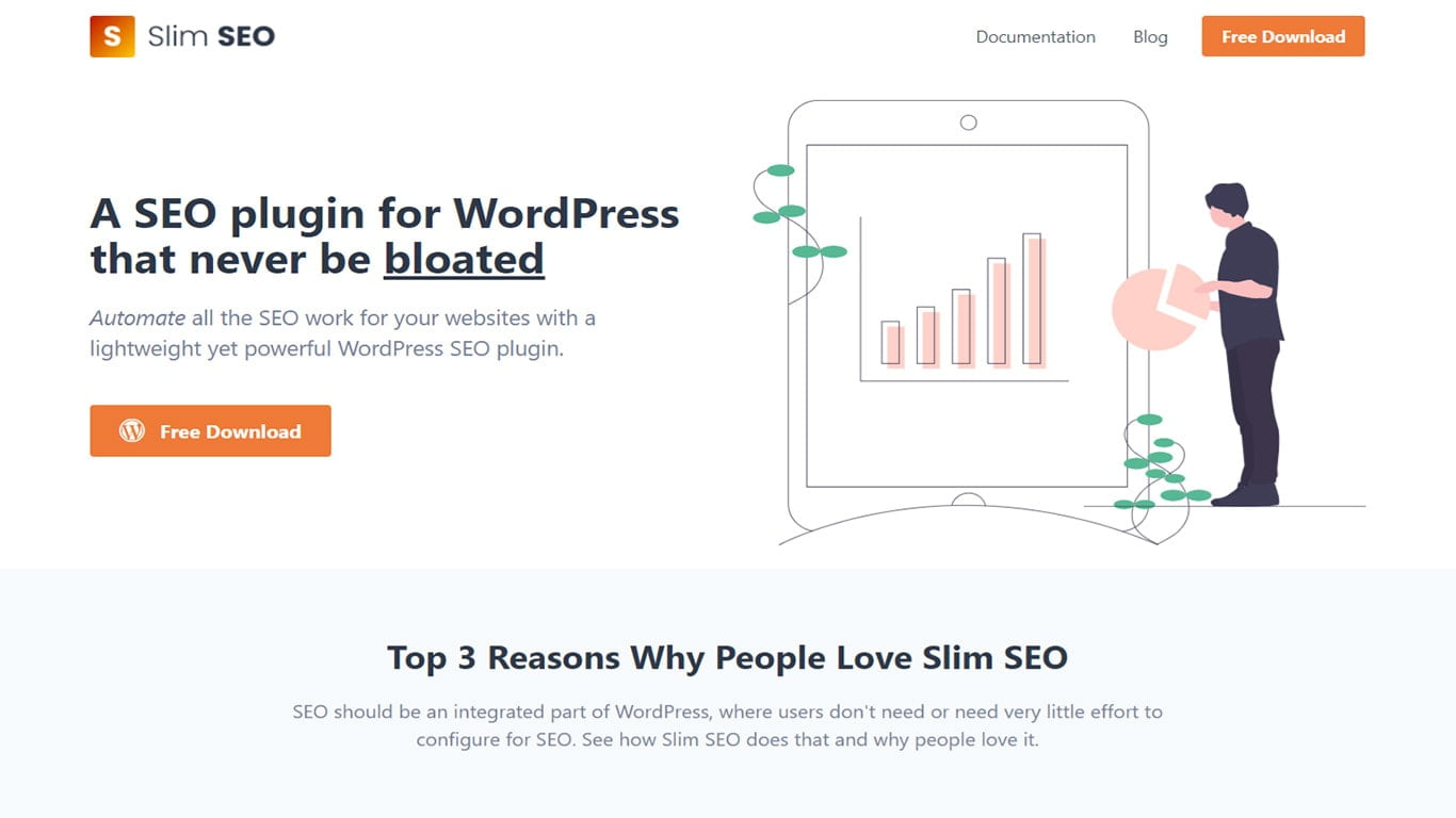 Slim SEO plugin image