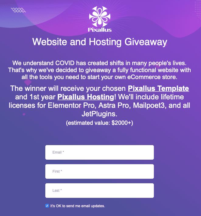 pixallus-website-giveaway