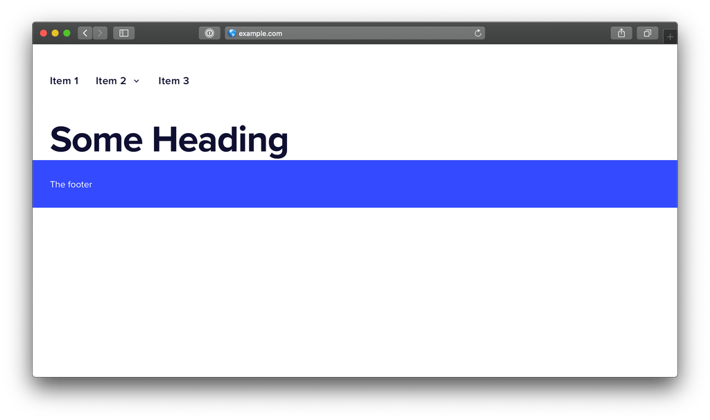 How to Use CSS Grid for Sticky Headers and Footers 9