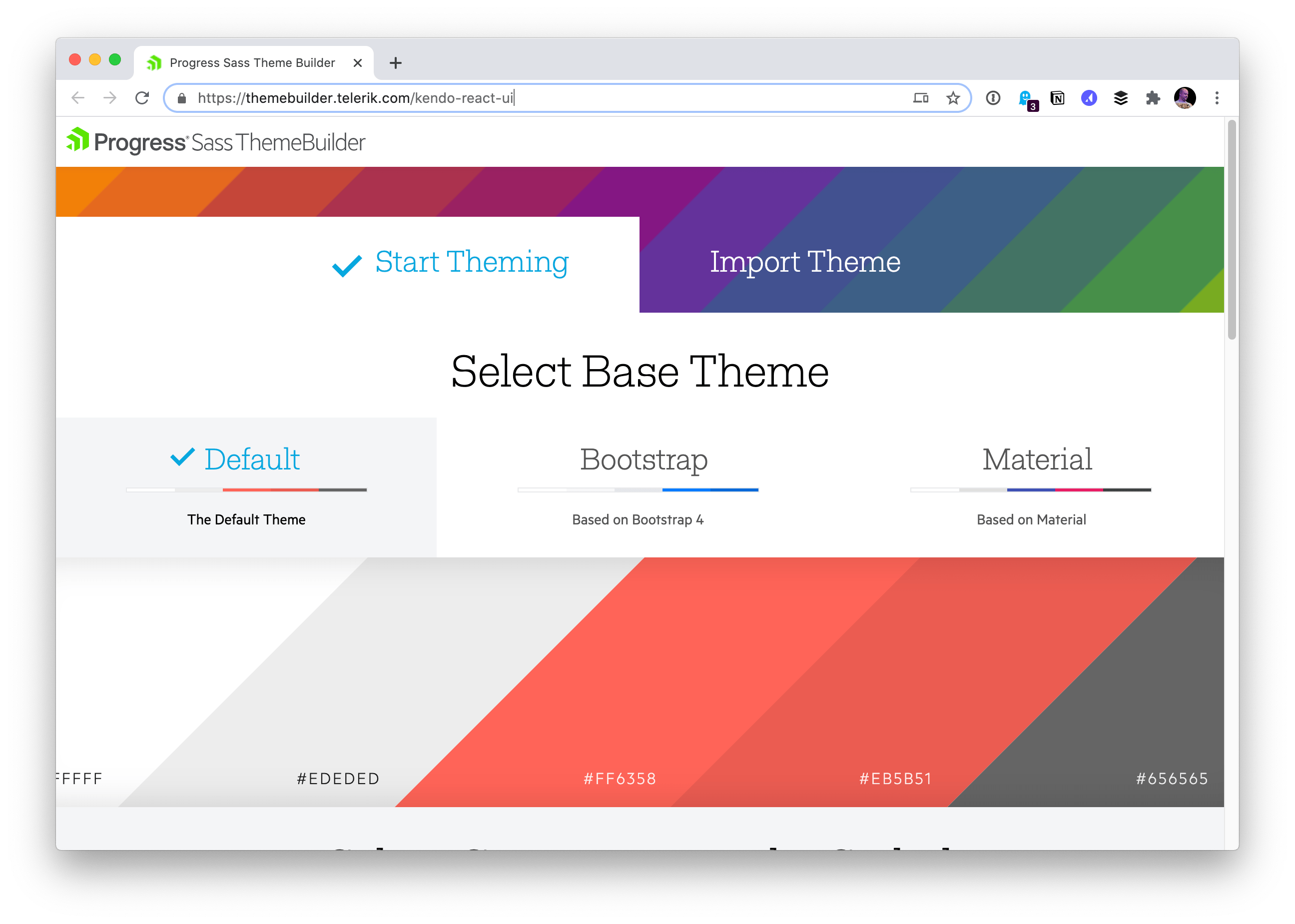 Using Your Own Design System with KendoReact Components 8