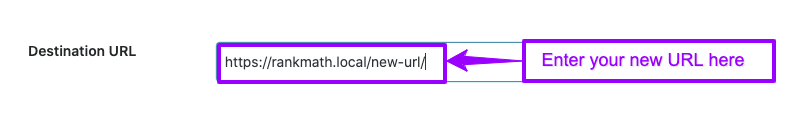 How to Redirect Posts After Changing URLs 20