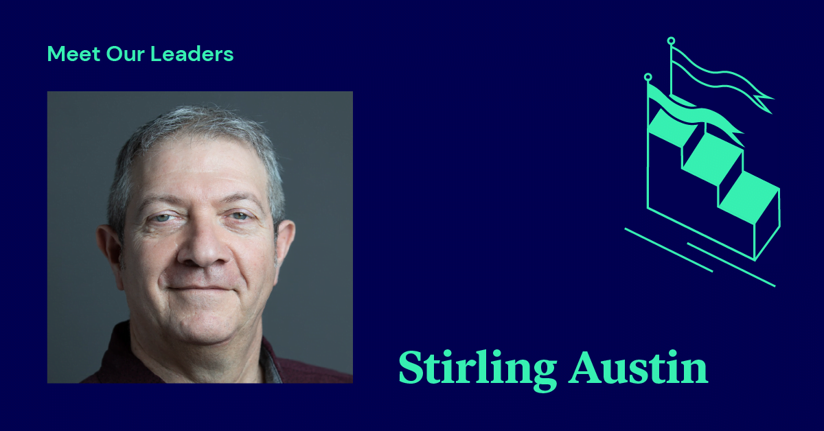Meet Our Leaders: Stirling Austin 3