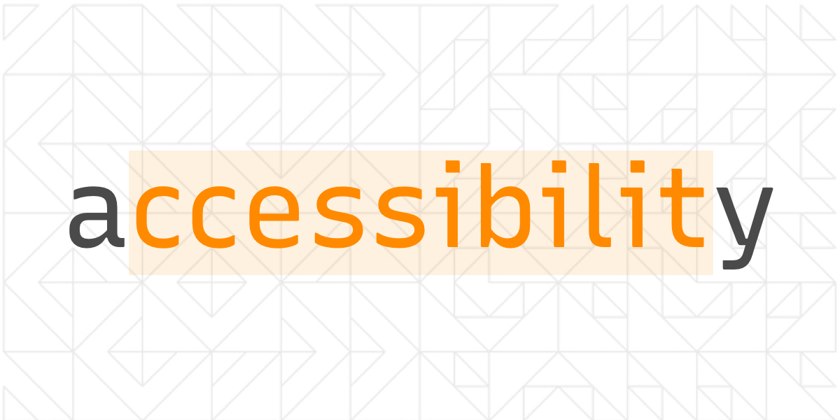 Some Articles About Accessibility I've Saved Recently 3