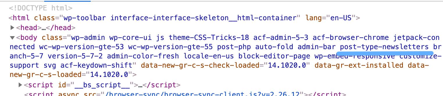 WordPress Admin Warnings in the Block Editor 5