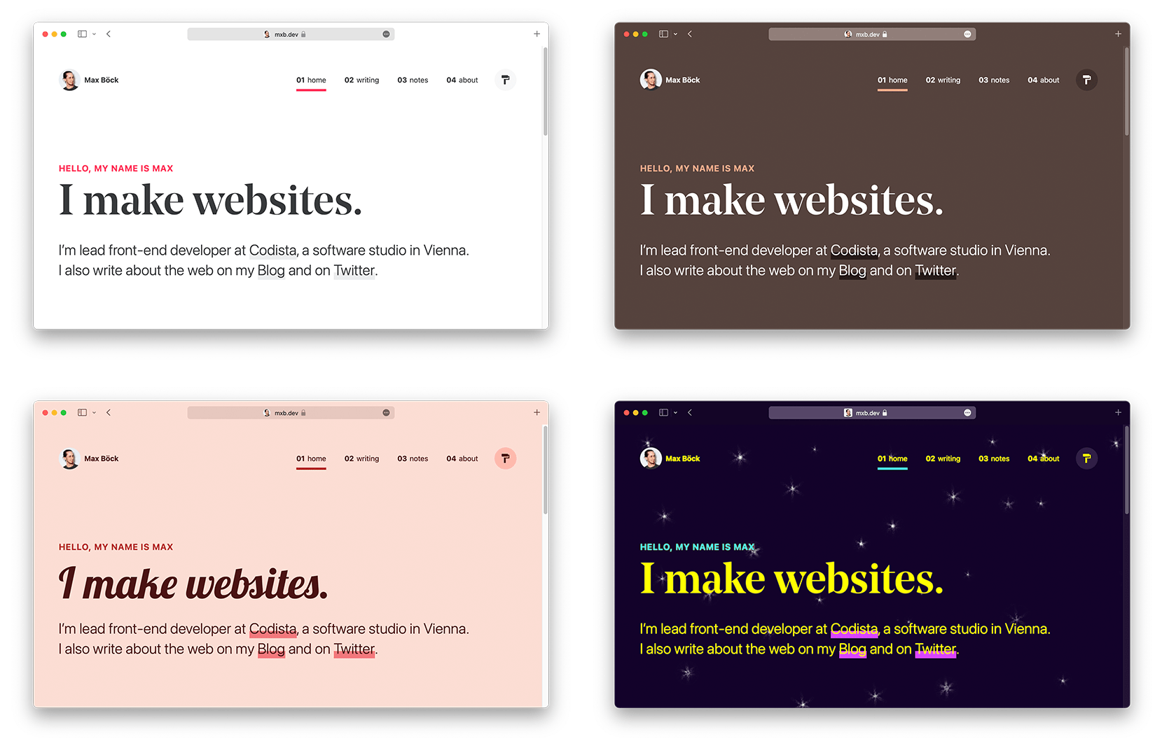 Meta Theme Color and Trickery 29